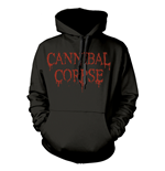 Cannibal Corpse Sweatshirt Dripping Logo