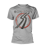 Bon Jovi T-shirt Slippery When Wet Tour