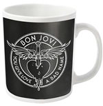 Bon Jovi Mug Bad Name