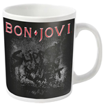 Bon Jovi Mug Slippery When Wet