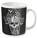 Black Veil Brides Mug Coffin