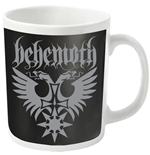 Behemoth Mug New Aeon (WHITE)