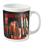 Bathory Mug Under The Sign (WHITE)