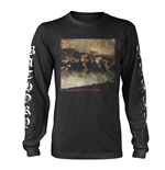 Bathory Long Sleeves T-shirt Blood Fire Death