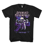 Avenged Sevenfold T-shirt Polarised Astronaut