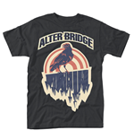 Alter Bridge T-shirt Black Crow