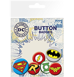 DC Comics Superheroes Pin 273626