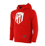 2017-2018 Atletico Madrid Nike OTH Hoody (Red)