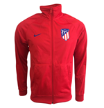 2017-2018 Atletico Madrid Nike Core Trainer Jacket (Red)