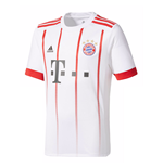 2017-2018 Bayern Munich Adidas Third Shirt (Kids)