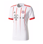 2017-2018 Bayern Munich Adidas Third Football Shirt