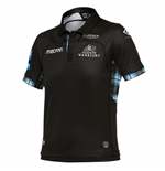 2017-2018 Glasgow Warriors Home Pro Rugby Shirt (Kids)