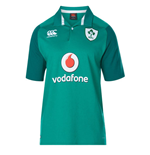 2017-2018 Ireland Home SS Classic Rugby Shirt