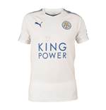 2017-2018 Leicester City Puma Third Football Shirt