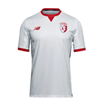 2017-2018 Lille Away Football Shirt