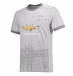 2017-2018 Man Utd Adidas Third Football Shirt (Kids)