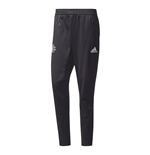 2017-2018 Man Utd Adidas UCL Training Pants (Black)