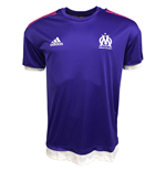 2017-2018 Marseille Adidas Training Shirt (Energy Ink)