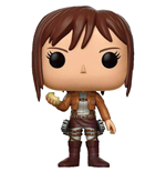 Attack on Titan POP! Animation Vinyl Figure Sasha Braus 9 cm