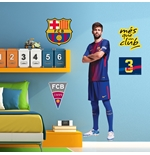 Barcelona Wall Stickers 274255