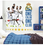 Real Madrid Wall Stickers 274256