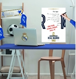 Real Madrid Wall Stickers 274258