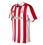 2017-2018 Athletic Bilbao Home Football Shirt