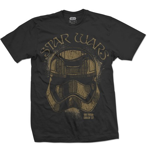 Star Wars Men's Tee: Episode VII First Order Trooper