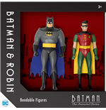 Batman The Animated Series Bendable Figures 2-Pack 14 cm