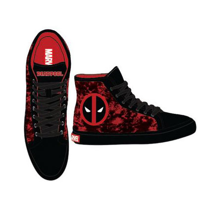 DEADPOOL Adult Sneakers