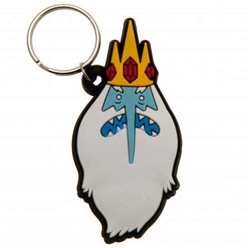 Adventure Time Keyring Ice King