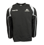 2017-2018 Glasgow Warriors Rugby Contact Training Top (Black)