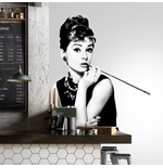 Audrey Hepburn Wall Stickers 274635
