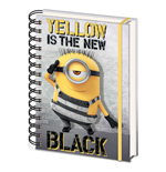 Despicable me - Minions Notebook 274672
