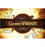 Game Of Thrones - Logo Maxi Poster (61X91,5 Cm)