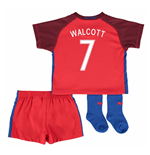 2016-17 England Away Baby Kit (Walcott 7)