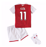 2017-18 Arsenal Home Baby Kit (Ozil 11)