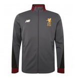 2017-2018 Liverpool Mens Presentation Jacket (Thunder) - No Sponsor