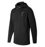 2017-2018 Liverpool Mens Motion Rain Jacket (Black) - no sponsor