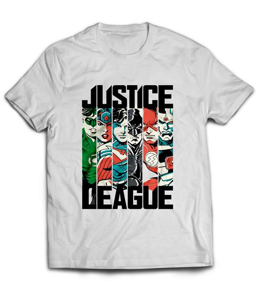 Justice League T-shirt 274817