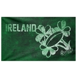 Ireland Rugby Beach Towel 274841
