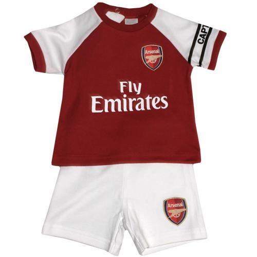 Arsenal F.C. Shirt & Short Set 3/6 mths DR