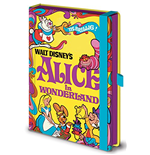 Alice in Wonderland Notepad 275162
