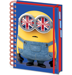 Despicable me - Minions Notepad 275217