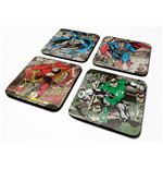 DC Comics Superheroes Coaster 275221