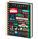 Friends Notepad 275228