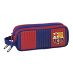 Barcelona FC pencil case double Stripes