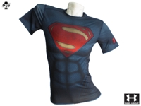 Superman Under Armour Thermal T-shirt