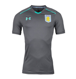 2017-2018 Aston Villa Training Tee (Graphite)