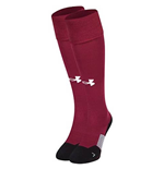 2017-2018 Aston Villa Home Football Socks (Maroon) - Kids